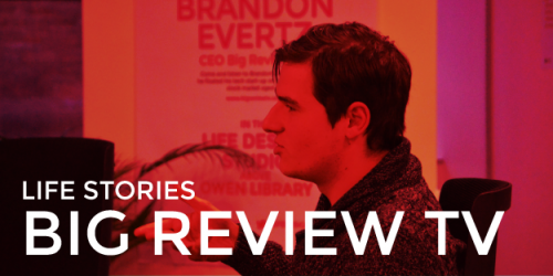 LIFE STORIES: Brandon Evertz, CEO of Big Review TV