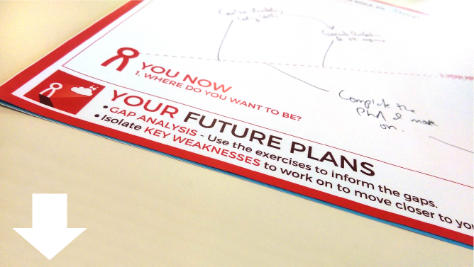 your future plans