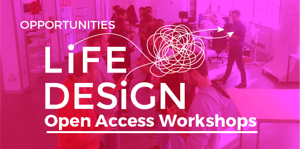 Open Access Life Design Workshops