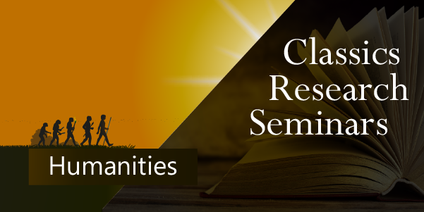 Humanities Research Seminars